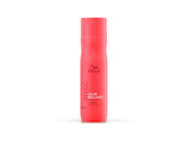 Champú Invigo Color Brilliance 250 ml (cabello fino/normal)