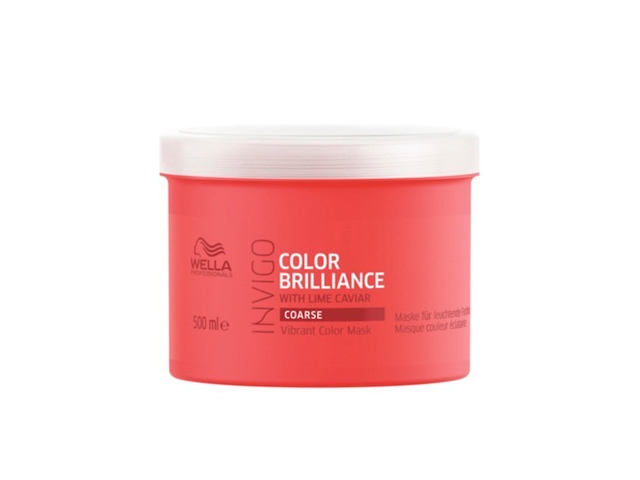 Mascarilla Invigo Color Brilliance 500 ml (cabello grueso)