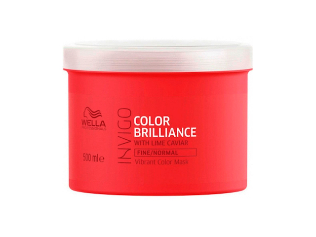 Mascarilla Color Brilliance para cabello fino o normal (500 ml)