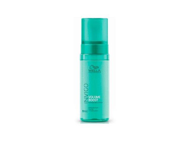 invigo volume boost foam 150ml