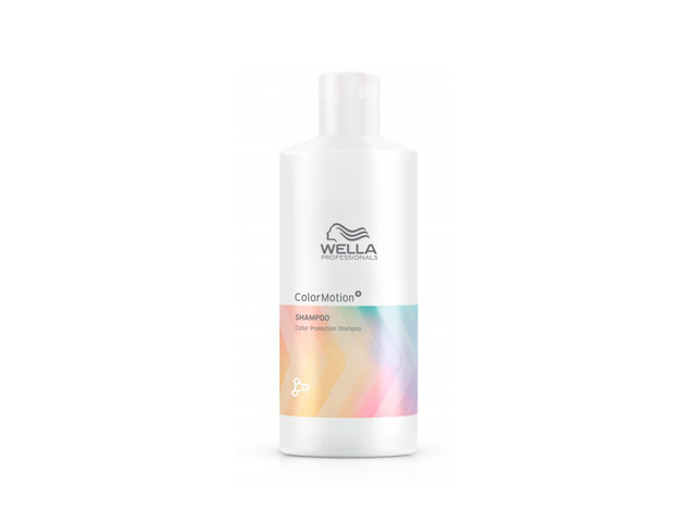 Wella Color Motion shampoo (500 ml)