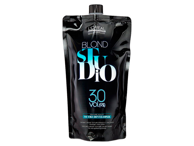 blond studio 30 volumenes ( 9% ) 1000 ml