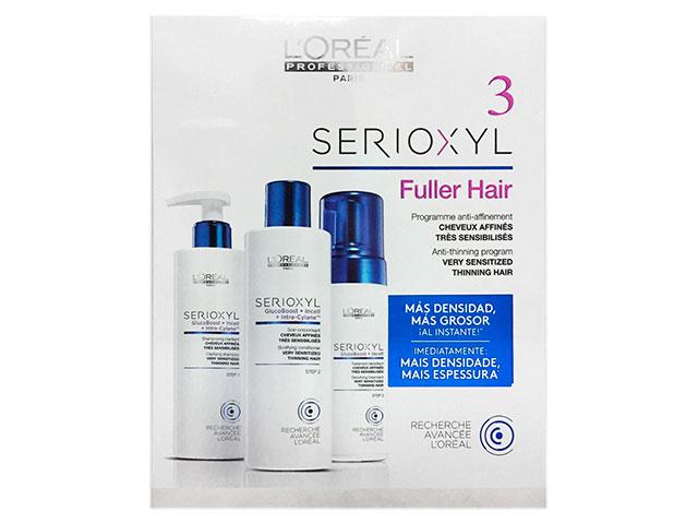 serioxyl fuller hair 3 finos