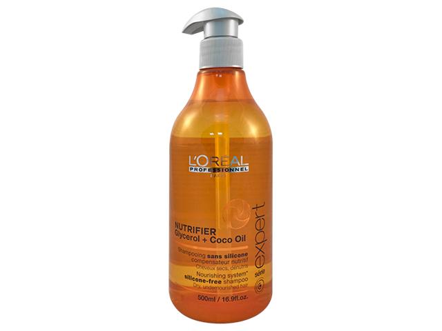 nutrifier glycerol+coco oil champu 500ml