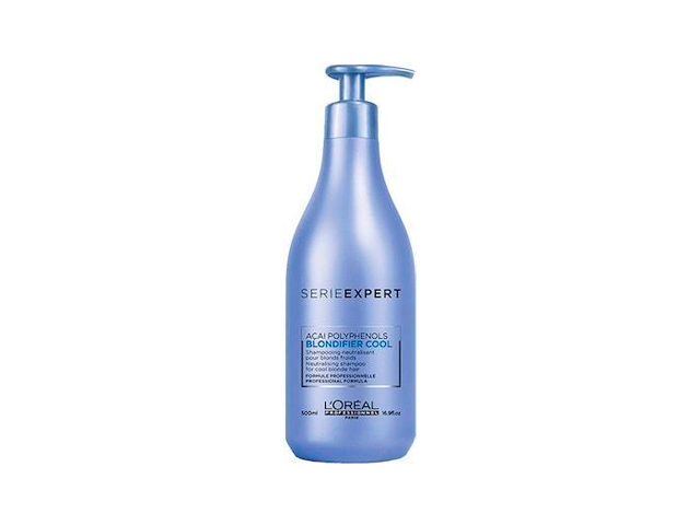 Loreal Blondifier Cool shampoo (500ml)