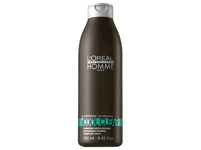 HOMME COOL CLEAR 250ML