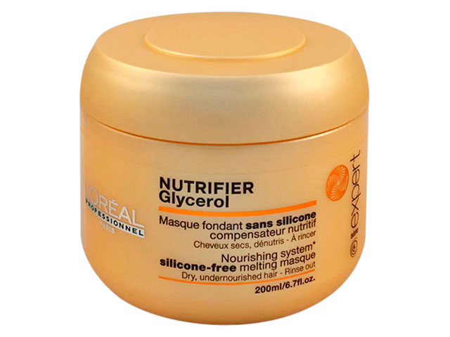 nutrifier clycerol mascarilla 200ml