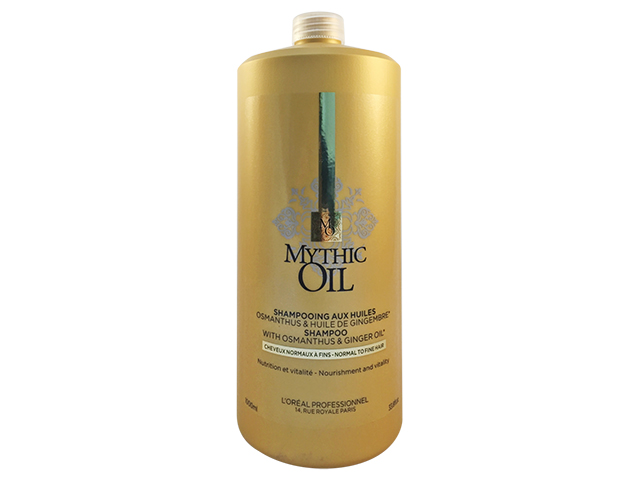 mythic oil new champu cabello normal/fino 1l