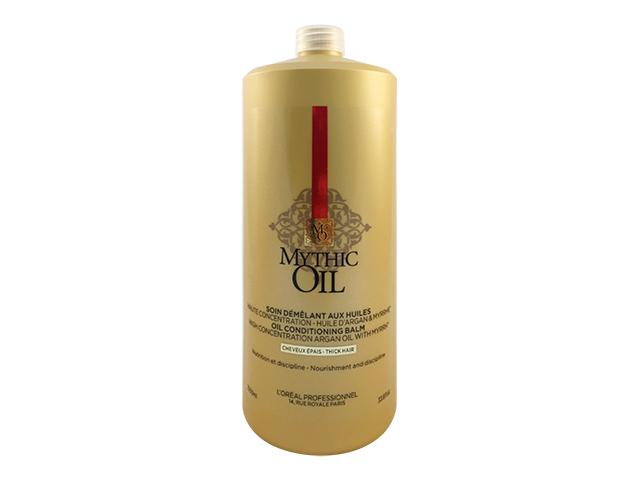 mythic oil new acondicionador cabello grueso 1l