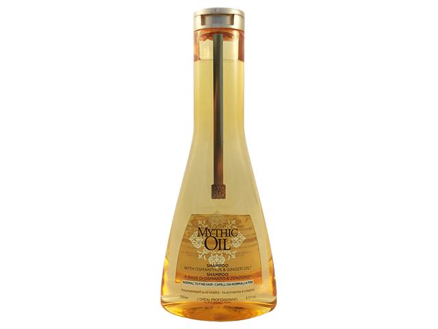 mythic oil new champu cabello normal/fino 250ml