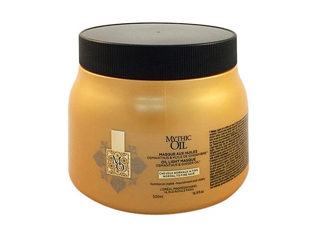 mythic oil new mascarilla cabello normal/fino 500