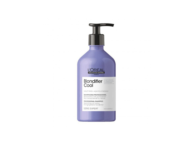 lp se21 blondifier cool shampoo 500 ml