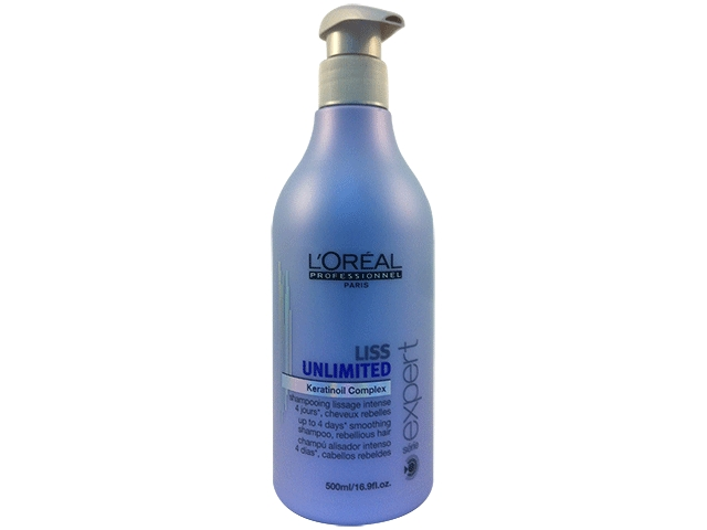 LISS UNLIMITED CHAMPU 500ML