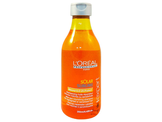 SOLAR SUBLIME CHAMPU SENSI.250ML