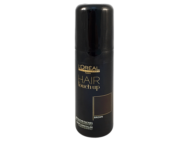 hair touch up brown(castaño) 75ml