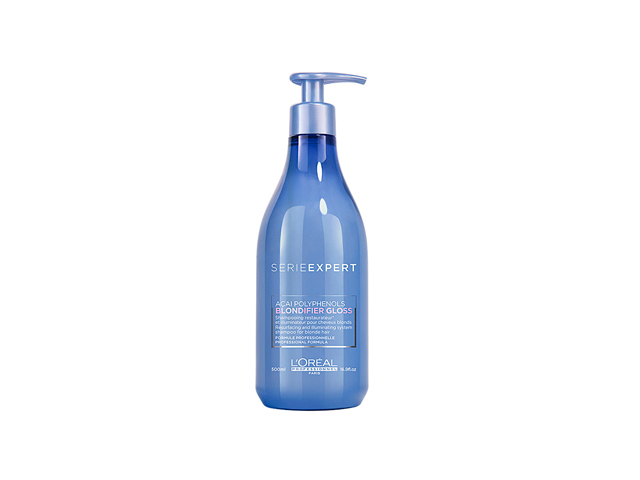 Shampoo Blondifier Gloss Loreal (500 ml)