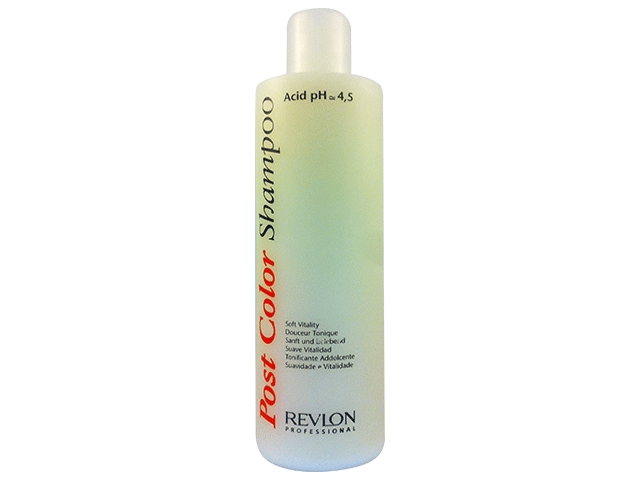 POST-COLOR SHAMPU REVLON 750ML