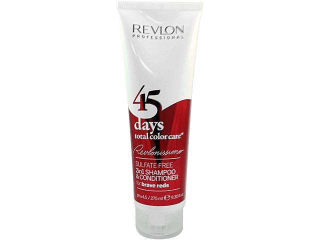 revlon sh.45 dias brave red