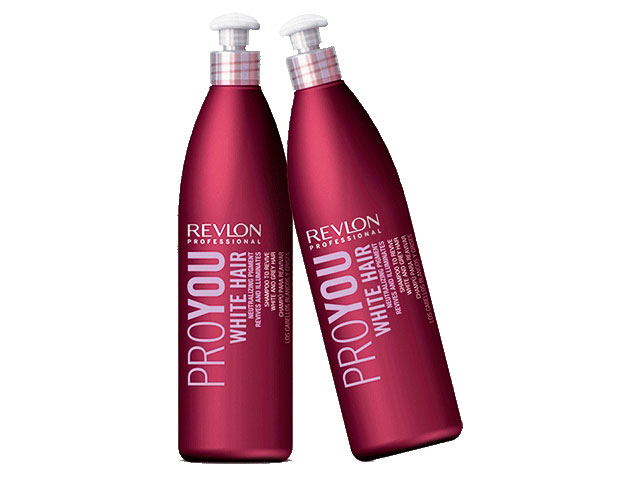 PROYOU WHITE HAIR SHAMPOO 350 ML