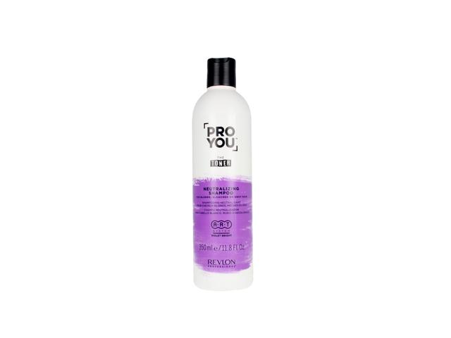 proyou new the toner shampoo 350 ml( CABELLOS GRISES, RUBIOS Y DECOLORADOS )