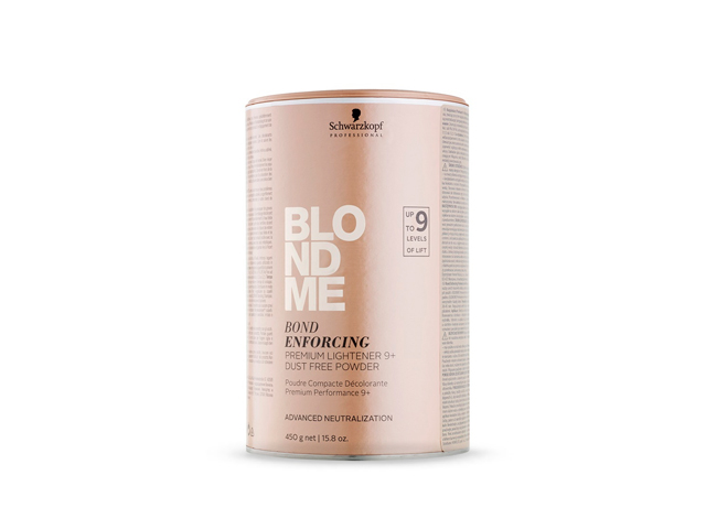 blondme decoloracion lightener 9+ 450gr