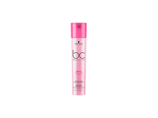 bc ph4.5cf champu micelar sin sulfatos 250ml