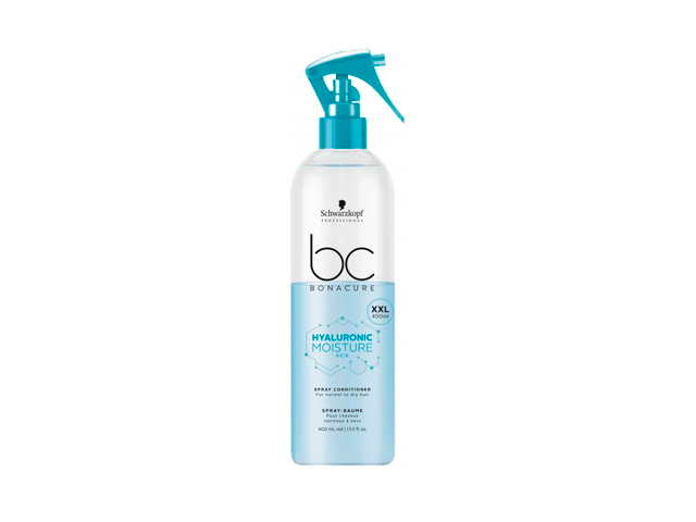 bc hmk spray acondicionador 400ml