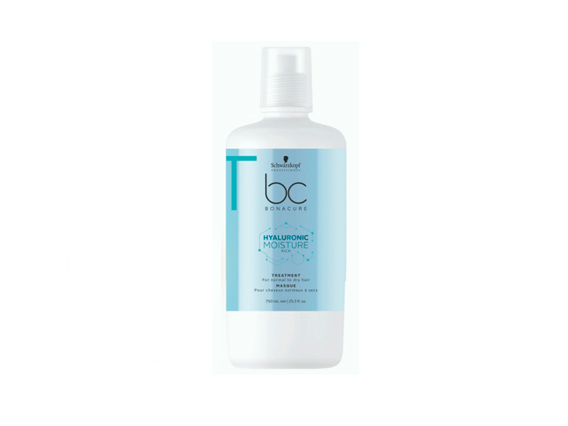 bc hyaluronic tratamiento 750ml(cabello normal aSECO,ONDULADO O RIZADO)