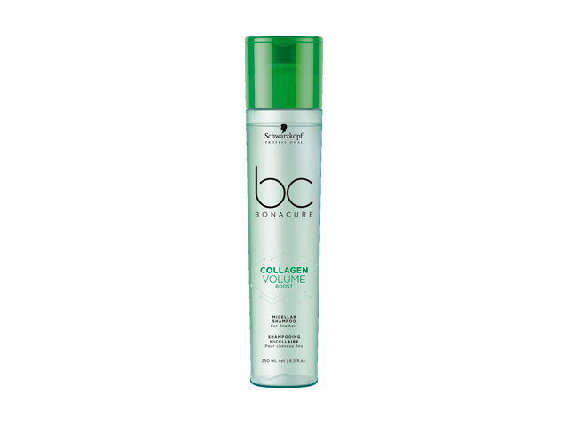 bc collagen volume champu micelar 250ml(cabelloNORMAL A FINO)