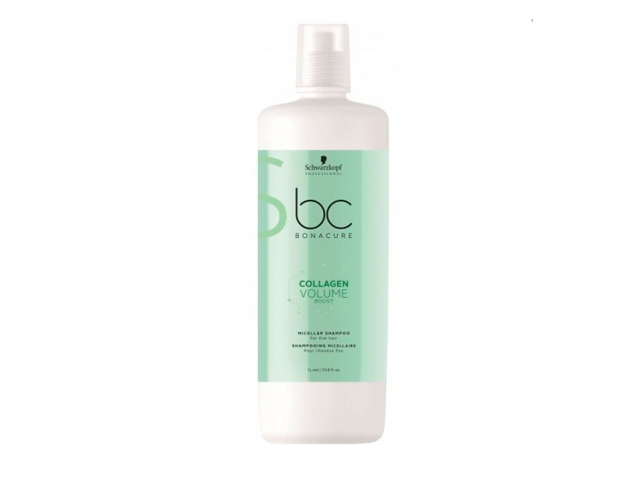 bc collagen volume champu micelar 1000ml(cabelloNORMAL A FINO)