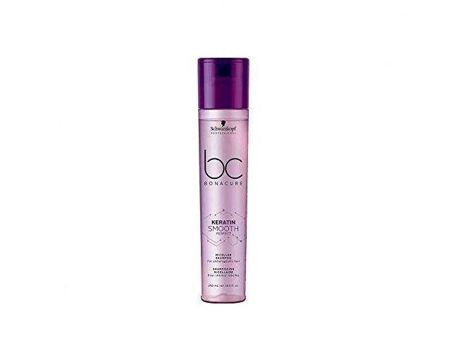 bc keratin champu micelar 250ml(cabello grueso,ONDULADO,REBELDE Y ENCRESPADO)