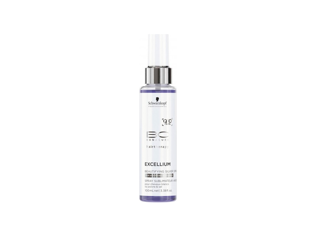 bc exc spray embellecedor plata 100ml