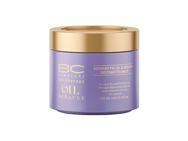 bc oil miracle mascarilla restauradora 150ml