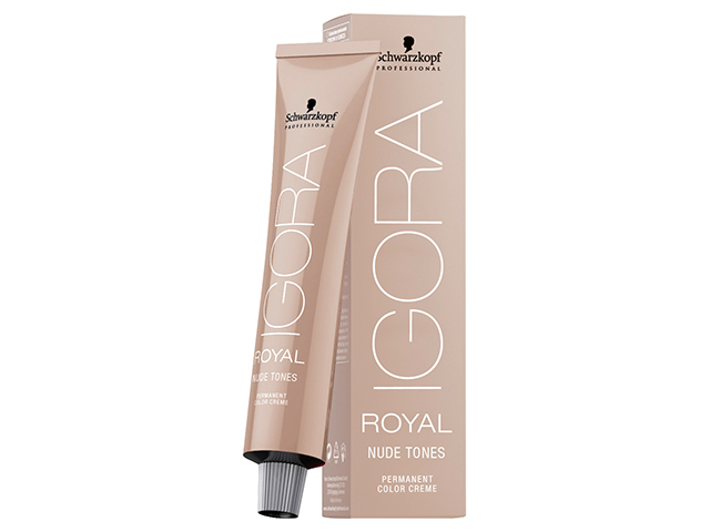 igora royal nude tones (60ml)