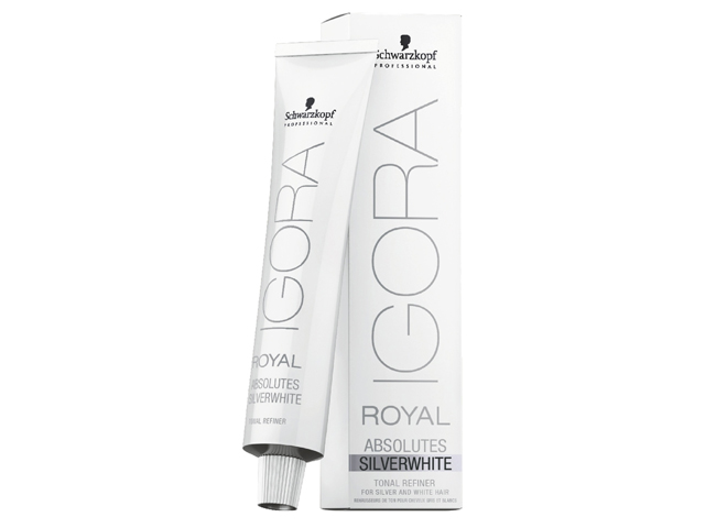 Igora Royal Absolutes Silverwhite (60ml)