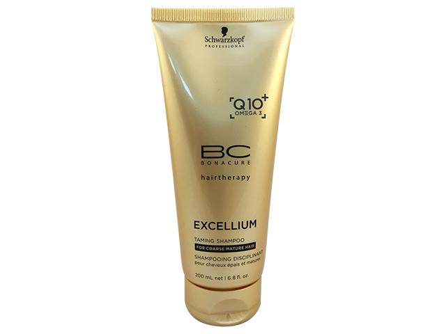 bc exc champu control 200ml(cabellos rebeldes)CON OMEGA3