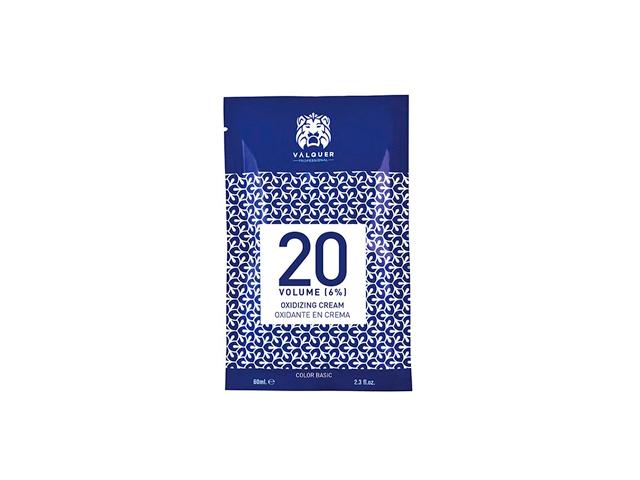 oxidante en crema 20vol 60 ml ( sachet )