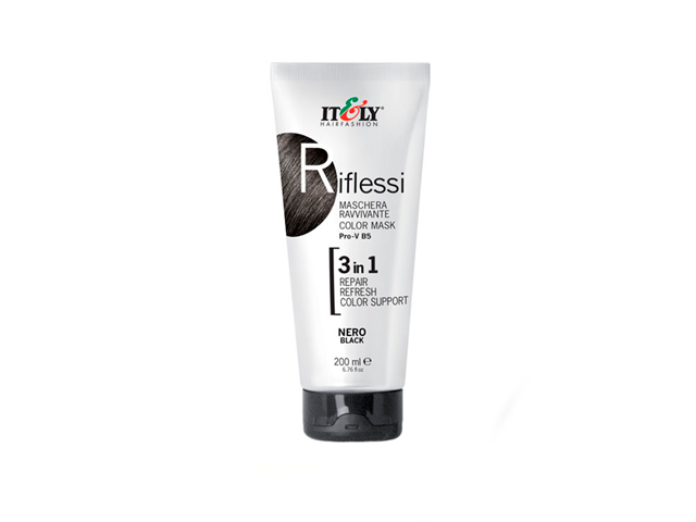 riflessi new 3 in 1 negro 2019(mascarilla color)