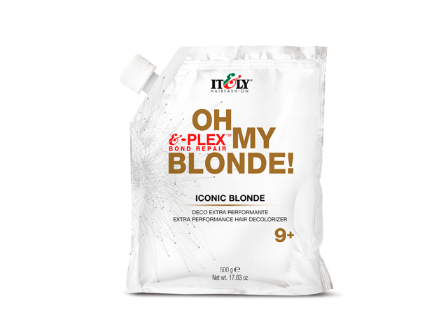 iconic blond 500grs(deco extra performance)