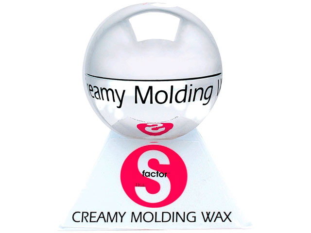 S-FACTOR CREAMY MOULDING WAX50 GRS
