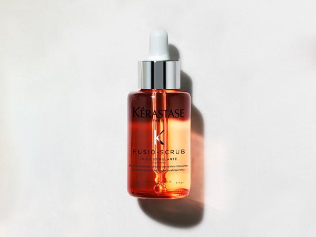 fusio scrub oil estimulante 50 (cuero cabelludograso)