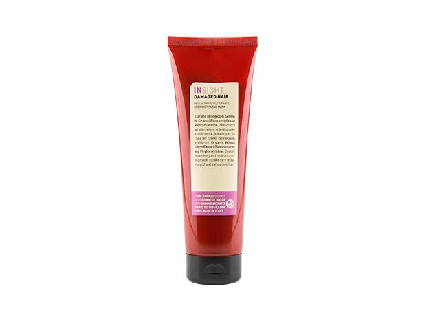 insight mascara cabello dañado 250ml