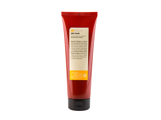 insight mascara cabello seco 250ml