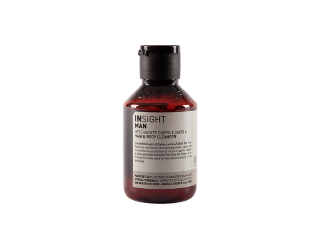 insight limpiador para barba 250ml
