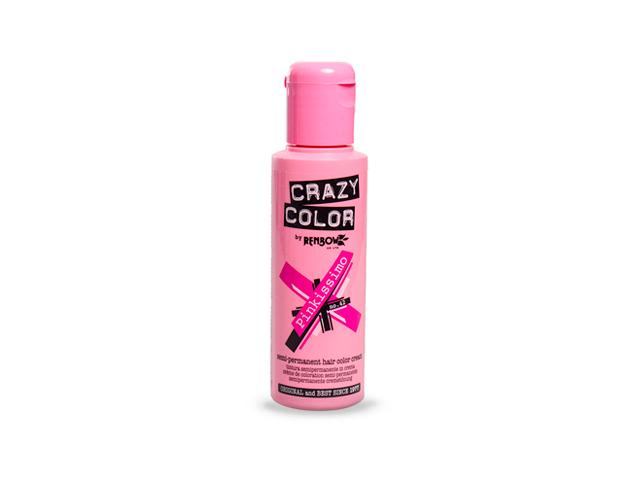 crazy color pinkisssimo 42