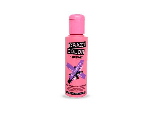 crazy color violette 43
