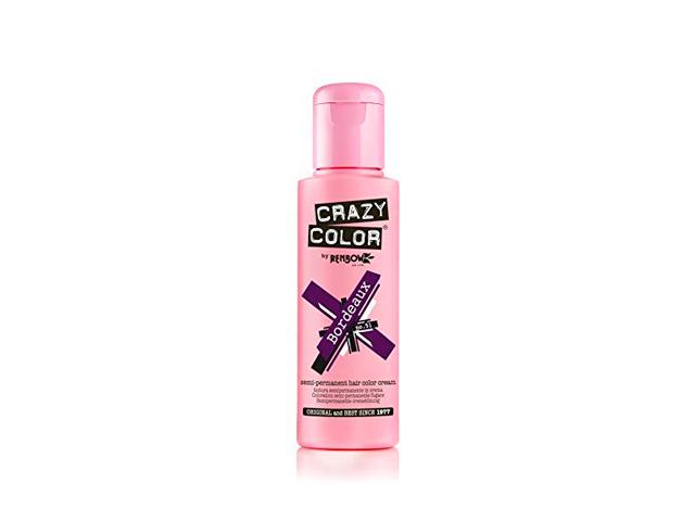 crazy color bordeaux 51