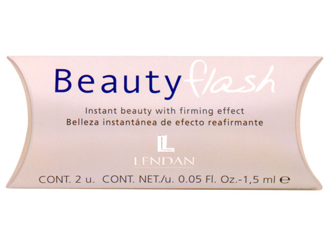 Ampollas Beauty Flash pack 2 unidades