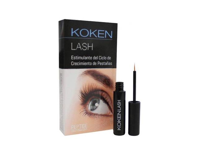 koken lash(estimulante crecimiento de pestañas)