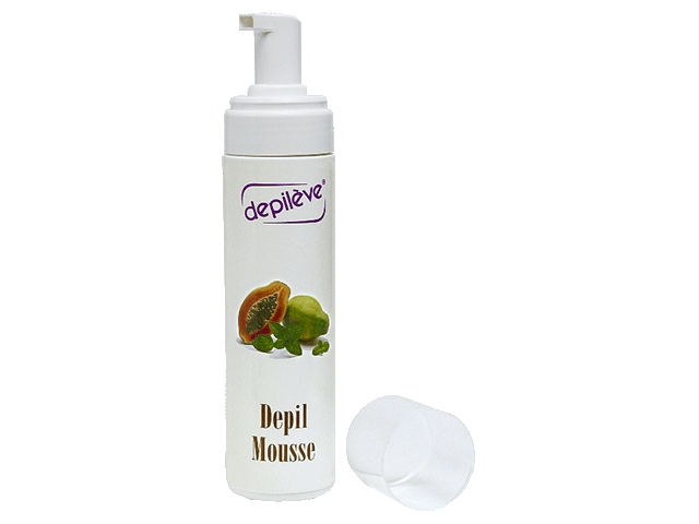 depileve mousse post-depila200ml
